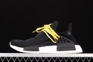 BB3068 Pharrell x adidas NMD HU Human Race Species Black
