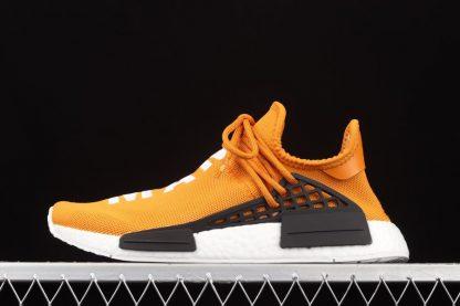 BB3070 Pharrell x adidas NMD Human Race Tangerine Orange Outlet