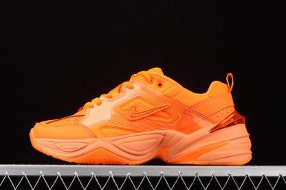 CI5749-888 Nike M2K Tekno Gel Orange Burst On Sale
