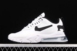 CT1264-102 Nike Air Max 270 React White Black
