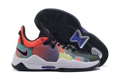 CW3143-600 New Nike PG 5 Multi-Color Style On Sale