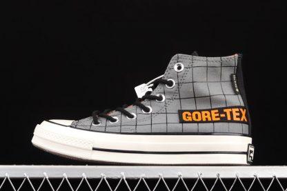 Converse Chuck 70 Hi Gore-Tex Grid Print Grey