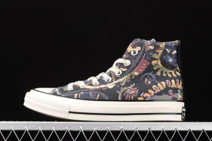 Converse Chuck Taylor All-Star 70 Fall Florals High Top Sneaker