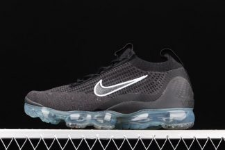 DC4112-002 Black Nike Vapormax Flyknit 2021 With Color Specks