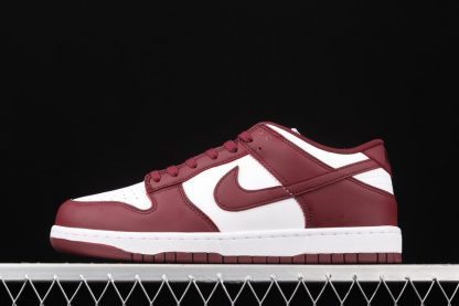 DD1503-108 Nike Dunk Low Team Red Bordeaux To Buy