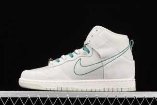 DH0960-001 Nike Dunk High First Use