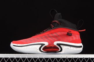 DJ4485-600 Air Jordan 36 Rui Hachimura PE Red Black White