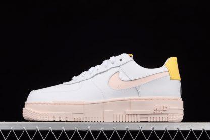 DM3054-100 Nike Air Force 1 Pixel Arctic Orange On Sale