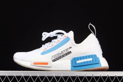 FZ3629 adidas NMD R1 Spectoo White Red Blue Outlet