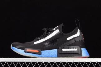 NASA x adidas NMD R1 Spectoo Low-top Sneakers In Black