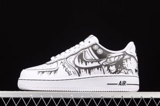 Nike Air Force 1 Low ONE PIECE White Black