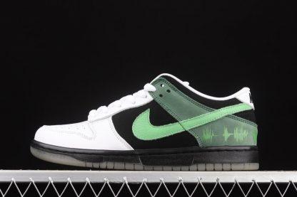 313170-031 Nike Dunk Low Premium SB C K Black Acid