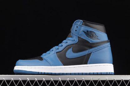 555088-404 Air Jordan 1 High OG Dark Marina Blue To Buy