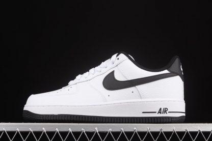 AA0287-100 Nike Air Force 1 07 SE White Black Schuhe günstig online kaufen