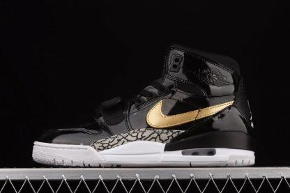 AV3922-007 Jordan Legacy 312 Black Gold Schuhe online bestellen