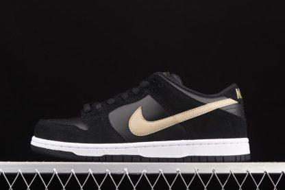 Billiga kopa billiga Nike Dunk Low SB Pro Takashi Black Metallic Gold online