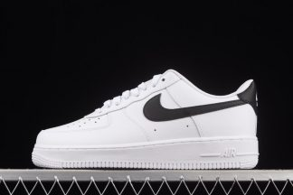 CT2302-100 Nike Air Force 1 07 White Black For Sale