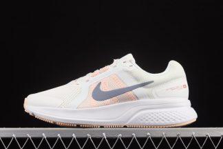 CU3528-100 Nike Run Swift 2 White Duck Blue-Pale Pink Dam Billigt Online
