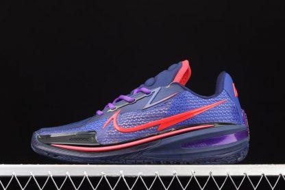 CZ0175-400 Nike Air Zoom GT Cut Dark Navy Red To Buy