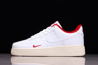 CZ7926-100 Kith x Nike Air Force 1 Low White Red Outlet