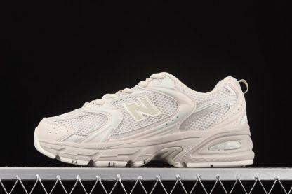 Chaussures New Balance 530 Light Beige Pas Cher