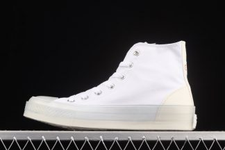 Converse White Future Utility Chuck Taylor All Star CX High-top Sneakers