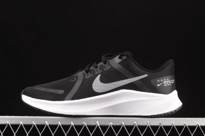 DA1105-006 Chaussures Nike Quest 4 Black White Homme