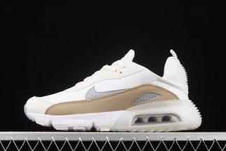 DA8702-100 Nike Air Max 2090 White Grey Tan On Sale