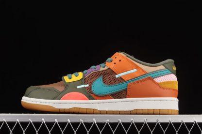 DB0500-200 Nike Dunk Low Scrap Archeo Brown Schuhe online bestellen