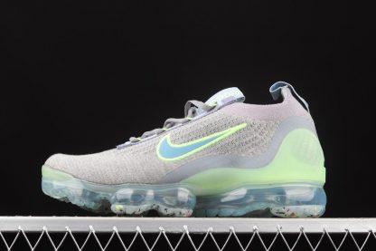 DH4084-003 Nike Air VaporMax 2021 Grey Lime Sneaker günstig kaufen