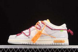 DJ0950-114 Nike Dunk Low OFF-WHITE 35 50 Online