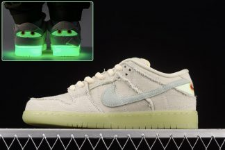 DM0774-111 Nike SB Dunk Low Mummy With Glow-in-the-Dark Outsole On Sale