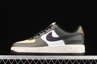 DM6435-222 Nike Air Force 1 Low GORE-TEX Escape Olive Green