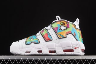 DM8155-100 Nike Air More Uptempo Peace Love Swoosh To Buy