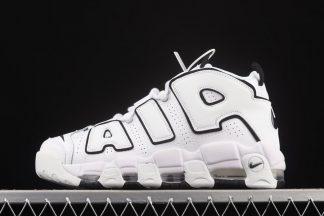 DO6718-100 Nike Air More Uptempo White Black For Sale