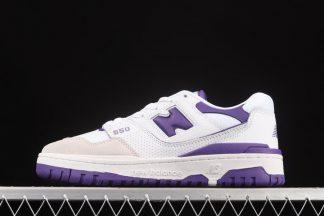 New Balance 550 BB550WR1 White Purple