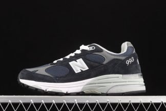 New Balance 993 Made In US Navy Blue Grey On Sale