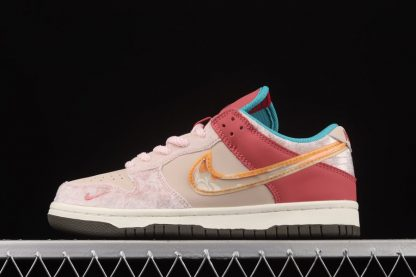 Social Status x Nike Dunk Low Pink Glaze Schuhe günstig online kaufen