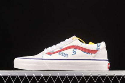 Vans Old Skool low-top sneakers True White Logo