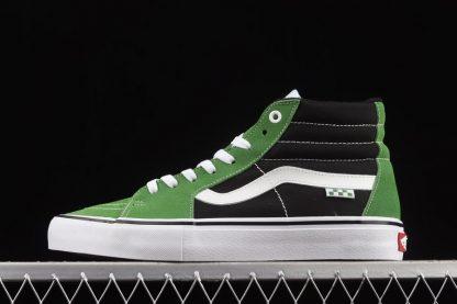 Vans Skate Sk8-Hi Juniper Black Outlet