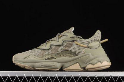adidas Ozweego Khaki Green Casual Shoes Online Kopen
