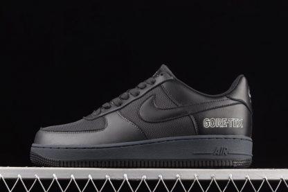 Buy Now CT2858-001 Nike Air Force 1 Low GORE-TEX Triple Black