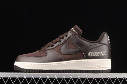 CT2858-201 Nike Air Force 1 Low GORE-TEX Baroque Brown For Sale