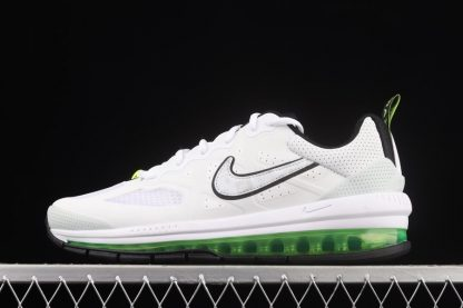 CZ4652-103 Nike Air Max Genome White Black Volt Green Casual Shoes