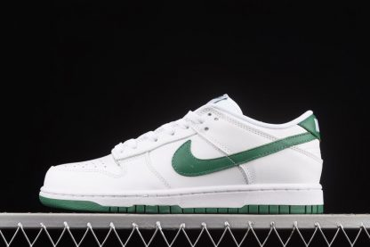 DD1503-112 Nike Dunk Low White and Green On Sale