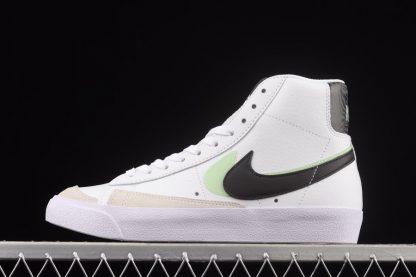 DD1847-100 Nike Blazer Mid 77 SE Double Swoosh White Vapor Green