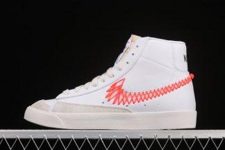 DD8489-161 Nike Blazer Mid Swoosh With Double ZigZag Stitching For Sale