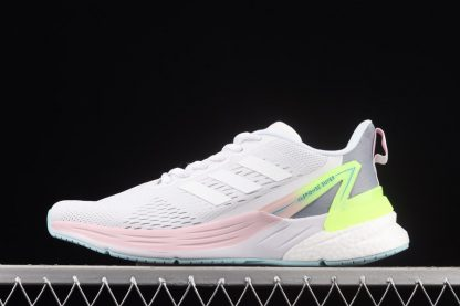FX4830 Womens adidas Response Super 5.0 White Clear Pink For Sale