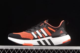 H02757 adidas Equipment+ Low Cut Black White Orange For Sale