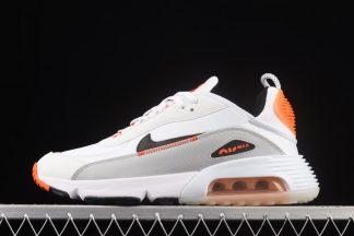 Nike Air Max 2090 White Black Grey Orange